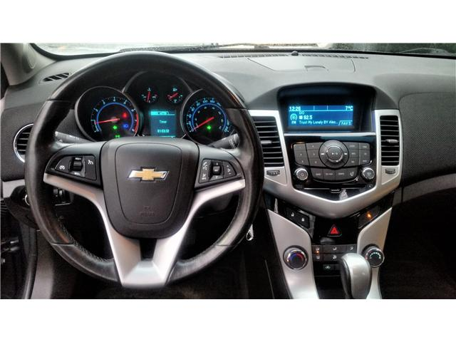 2013 Chevrolet Cruze LT Turbo (Stk: G0082A) in Abbotsford - Image 13 of 19