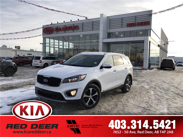 2017 Kia Sorento 2.0L EX (Stk: 9SR3594A) in Red Deer - Image 1 of 16