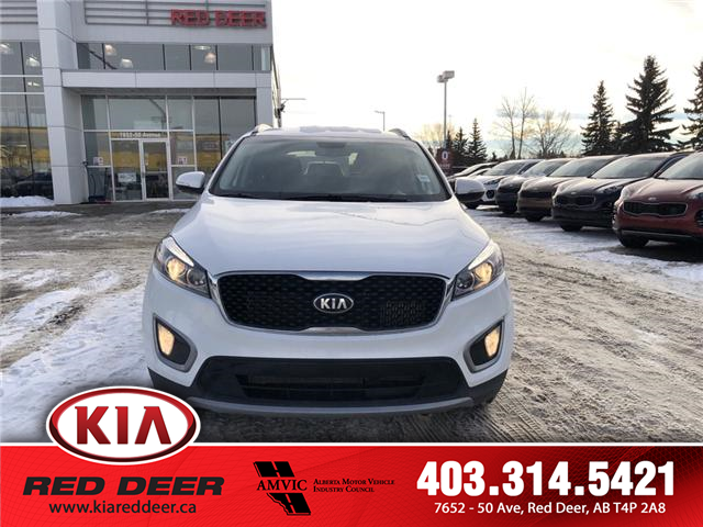 2017 Kia Sorento 2.0L EX (Stk: 9SR3594A) in Red Deer - Image 2 of 16