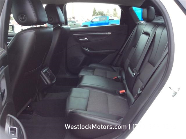 2018 Chevrolet Impala 1LT (Stk: P1817) in Westlock - Image 10 of 27