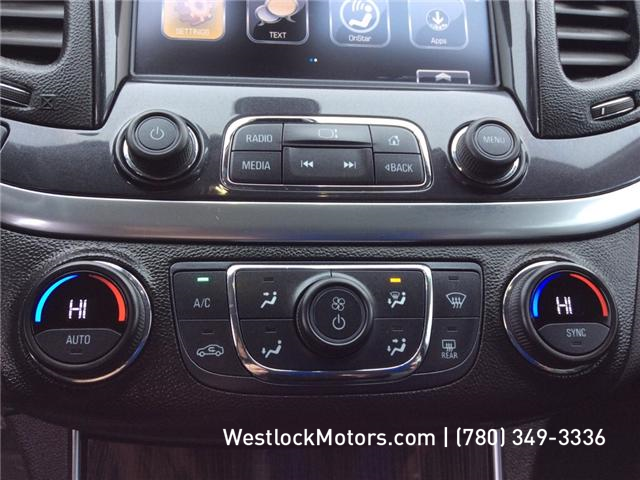 2018 Chevrolet Impala 1LT (Stk: P1817) in Westlock - Image 20 of 27