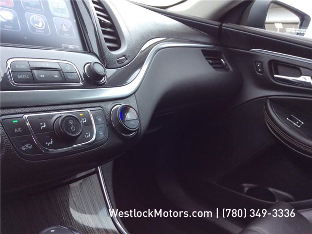 2018 Chevrolet Impala 1LT (Stk: P1817) in Westlock - Image 25 of 27