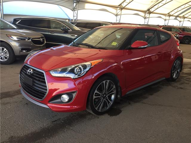 2016 Hyundai Veloster Turbo (Stk: 170804) in AIRDRIE - Image 3 of 20