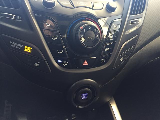 2016 Hyundai Veloster Turbo (Stk: 170804) in AIRDRIE - Image 18 of 20