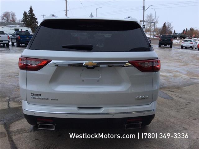 2019 Chevrolet Traverse  (Stk: 19T77) in Westlock - Image 4 of 28
