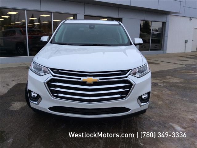 2019 Chevrolet Traverse  (Stk: 19T77) in Westlock - Image 11 of 28
