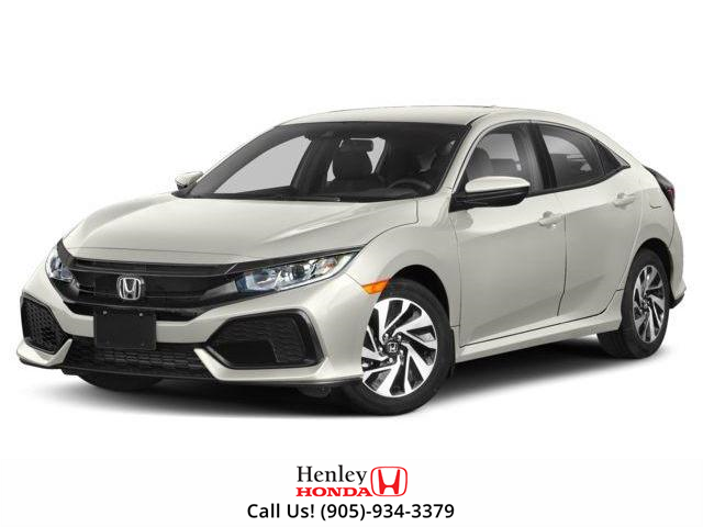2019 Honda Civic LX (Stk: H17727) in St. Catharines - Image 1 of 9
