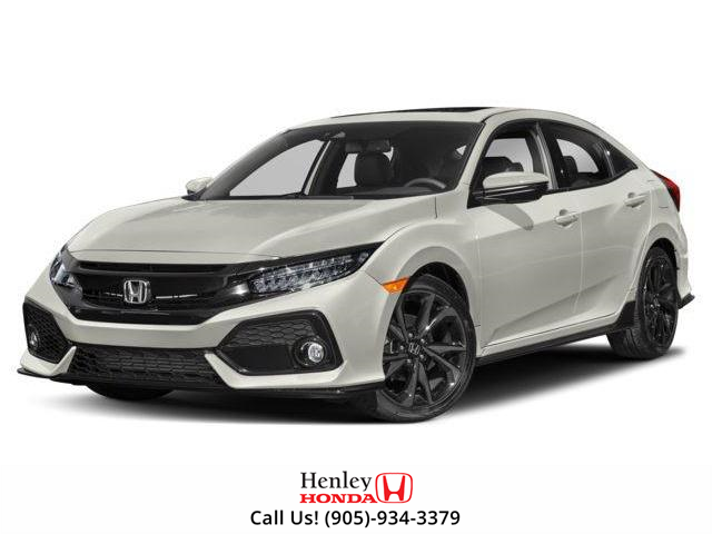 2019 Honda Civic Sport Touring (Stk: H17780) in St. Catharines - Image 1 of 9