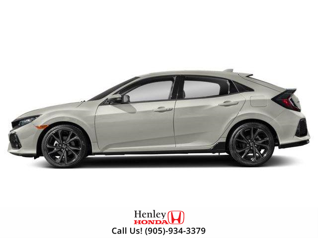2019 Honda Civic Sport Touring (Stk: H17780) in St. Catharines - Image 2 of 9