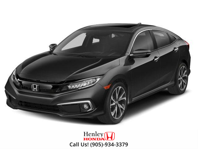 2019 Honda Civic Touring (Stk: H17785) in St. Catharines - Image 1 of 1