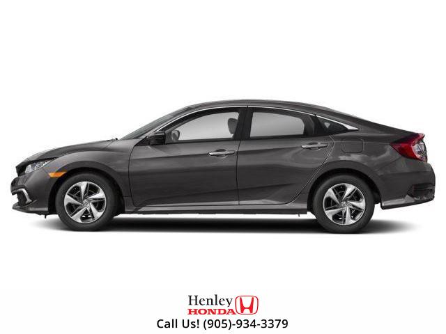 2019 Honda Civic LX (Stk: H17795) in St. Catharines - Image 2 of 9