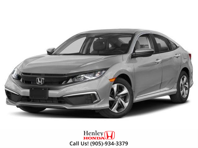 2019 Honda Civic LX (Stk: H17797) in St. Catharines - Image 1 of 9