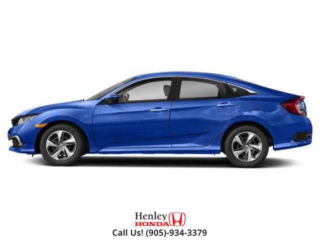 2019 Honda Civic LX (Stk: H17802) in St. Catharines - Image 2 of 9