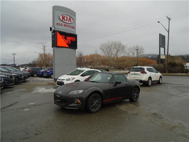 2013 Mazda MX-5 GS (Stk: L1168) in Cranbrook - Image 1 of 13