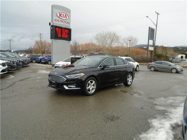 2017 Ford Fusion Titanium (Stk: 9SP0599A) in Cranbrook - Image 1 of 13