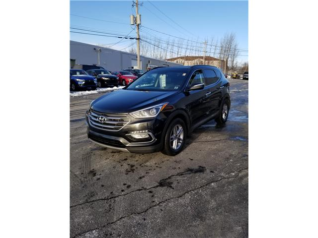2018 Hyundai Santa Fe Sport 2.4 AWD (Stk: p18-160) in Dartmouth - Image 1 of 9
