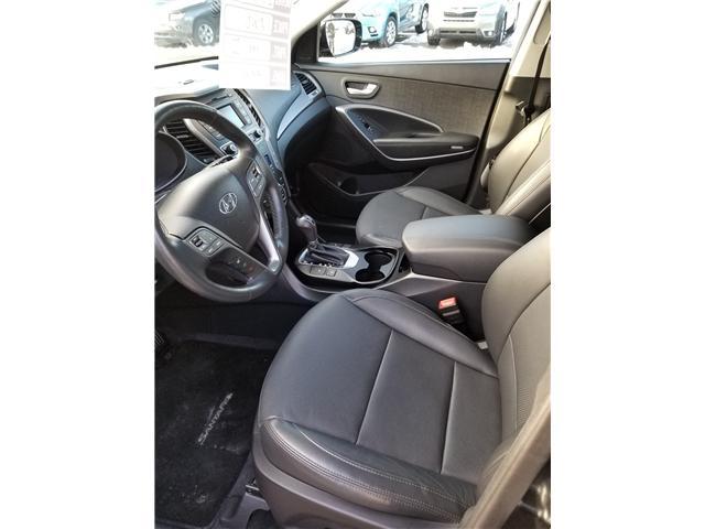 2018 Hyundai Santa Fe Sport 2.4 AWD (Stk: p18-160) in Dartmouth - Image 7 of 9