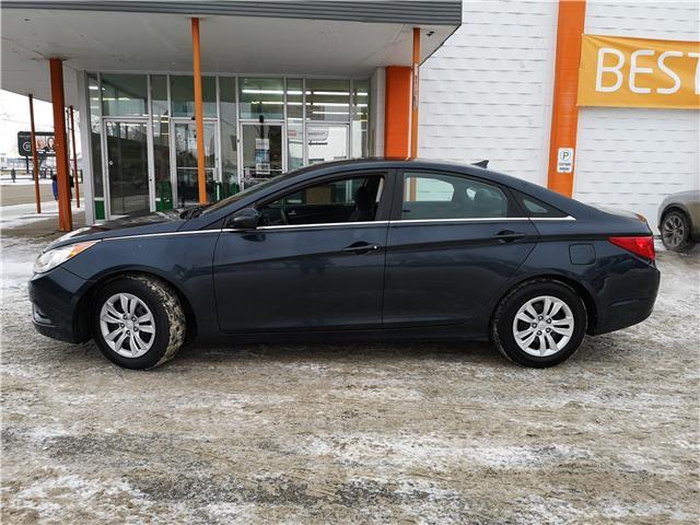2013 Hyundai Sonata GL (Stk: F316) in Saskatoon - Image 3 of 22