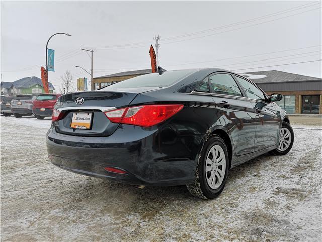 2013 Hyundai Sonata GL (Stk: F316) in Saskatoon - Image 6 of 22