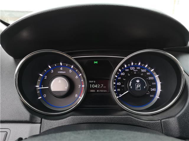2013 Hyundai Sonata GL (Stk: F316) in Saskatoon - Image 15 of 22