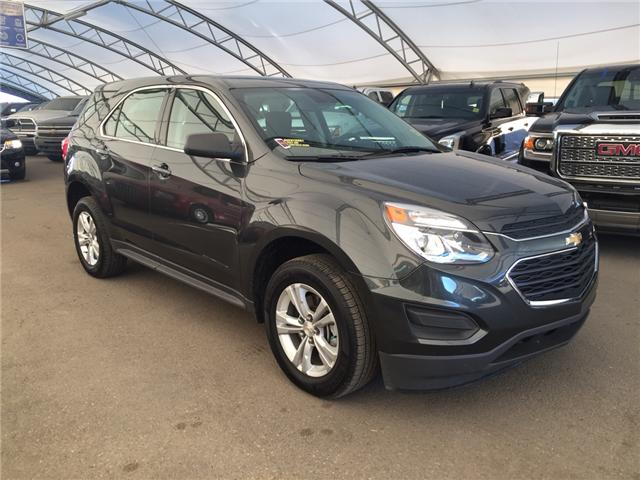 2017 Chevrolet Equinox LS (Stk: 171159) in AIRDRIE - Image 1 of 18