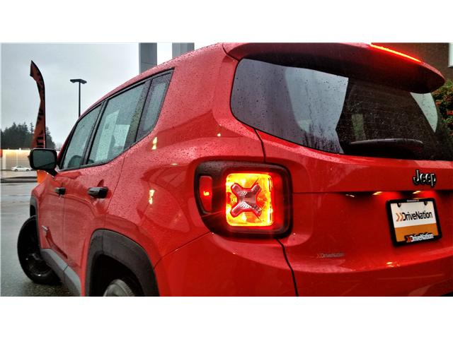 2015 Jeep Renegade Sport (Stk: G0021) in Abbotsford - Image 10 of 18