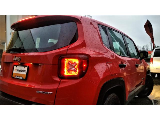 2015 Jeep Renegade Sport (Stk: G0021) in Abbotsford - Image 6 of 18