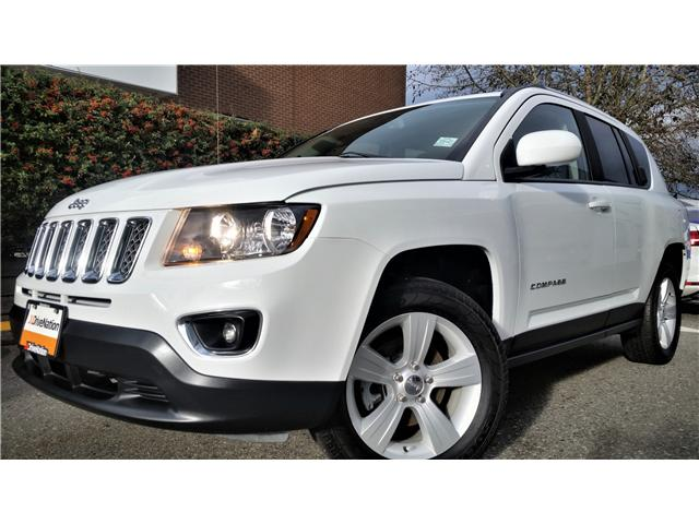 2016 Jeep Compass Sport/North 1C4NJDAB1GD771239 G0020 in Abbotsford