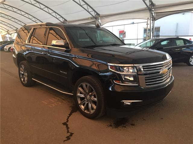 2016 Chevrolet Tahoe LTZ (Stk: 169338) in AIRDRIE - Image 1 of 27