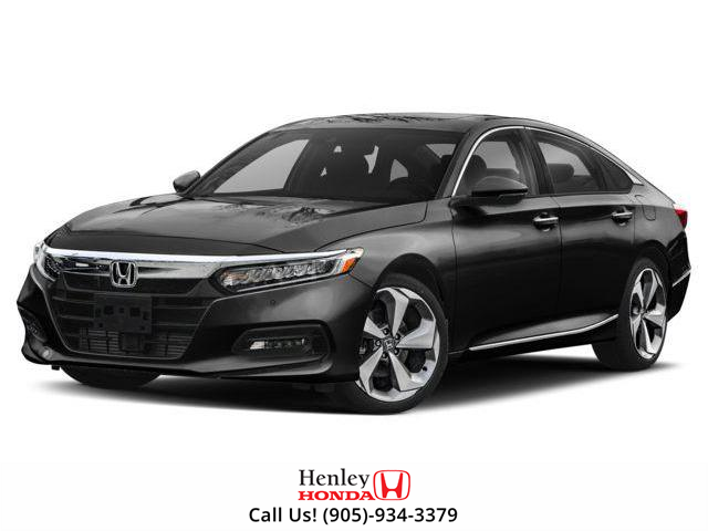 2019 Honda Accord Touring 1.5T (Stk: H17822) in St. Catharines - Image 1 of 9