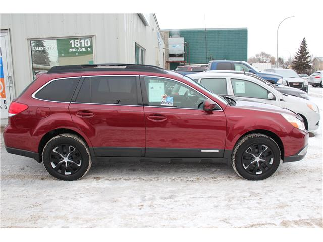 2011 Subaru Outback 2.5 i Sport Package (Stk: PZ1568) in Regina - Image 2 of 16