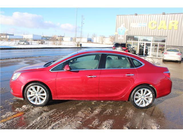 2012 Buick Verano Base (Stk: P1576) in Regina - Image 2 of 18