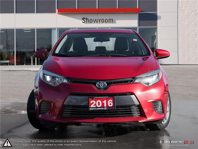 2016 Toyota Corolla LE (Stk: A219084) in London - Image 2 of 27