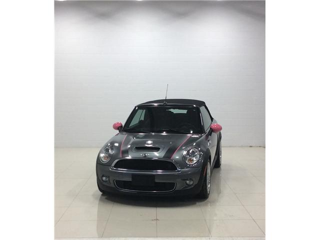 2009 MINI Cooper S Base (Stk: P4920A) in Sault Ste. Marie - Image 1 of 11