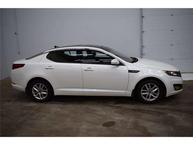 2013 Kia Optima LX - HEATED SEATS * PANORAMIC * SAT RADIO (Stk: B3024) in Kingston - Image 1 of 30