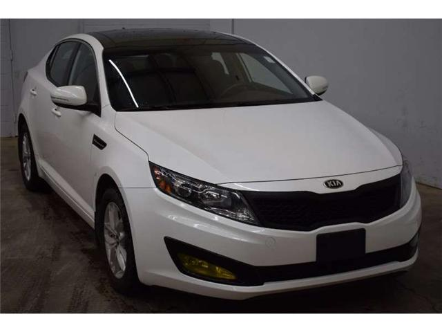 2013 Kia Optima LX - HEATED SEATS * PANORAMIC * SAT RADIO (Stk: B3024) in Kingston - Image 2 of 30