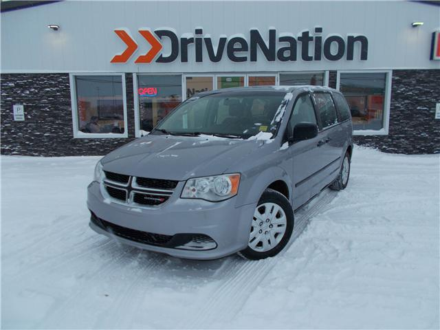 2014 Dodge Grand Caravan SE/SXT 2C4RDGBG3ER316228 B1727A in Prince Albert