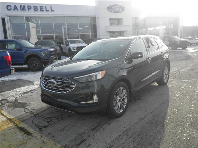 2019 Ford Edge Titanium (Stk: 1911350) in Ottawa - Image 1 of 11