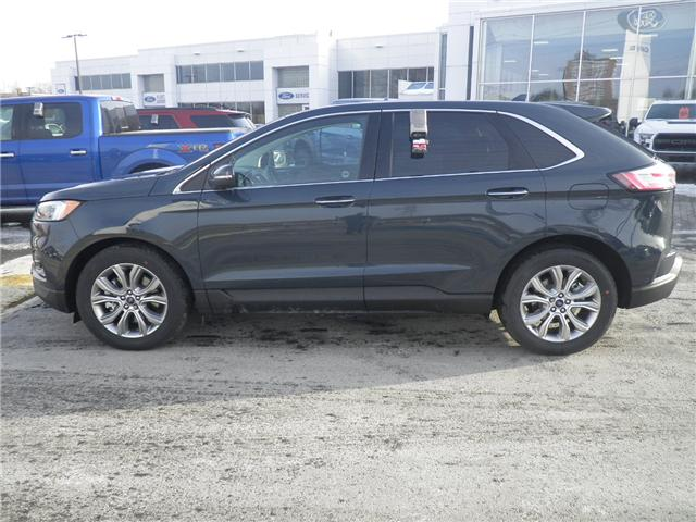 2019 Ford Edge Titanium (Stk: 1911350) in Ottawa - Image 2 of 11