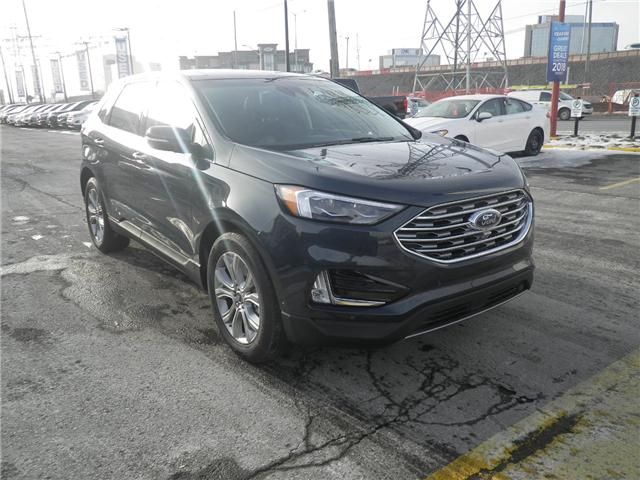 2019 Ford Edge Titanium (Stk: 1911350) in Ottawa - Image 6 of 11