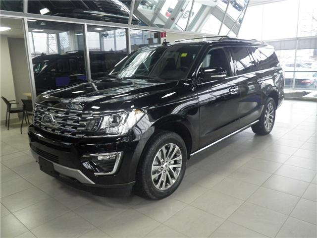 2018 Ford Expedition Max Limited (Stk: 1816290) in Ottawa - Image 1 of 12