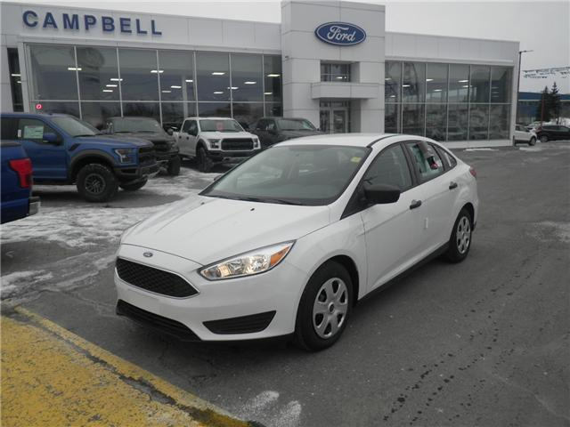 2018 Ford Focus S (Stk: 1815590) in Ottawa - Image 1 of 11