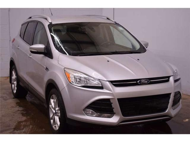 2016 Ford Escape Titanium - NAV * BACKUP CAM * LEATHER (Stk: B3022) in Napanee - Image 2 of 30