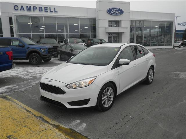 2018 Ford Focus SE (Stk: 1813300) in Ottawa - Image 1 of 11