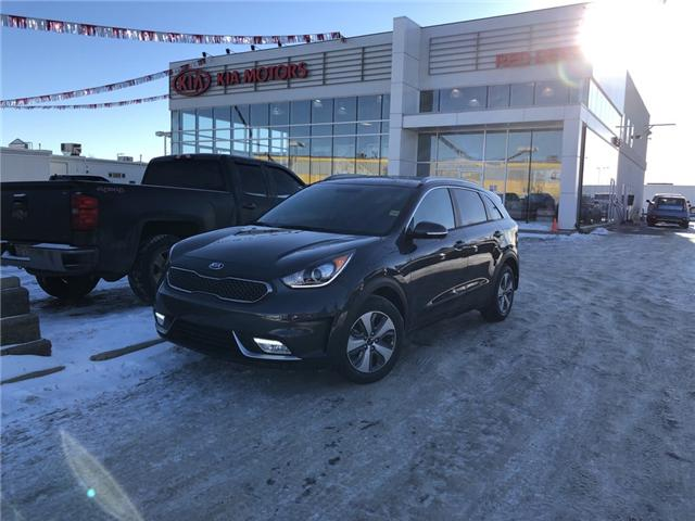2019 Kia Niro EX (Stk: 9NR7607) in Red Deer - Image 1 of 16
