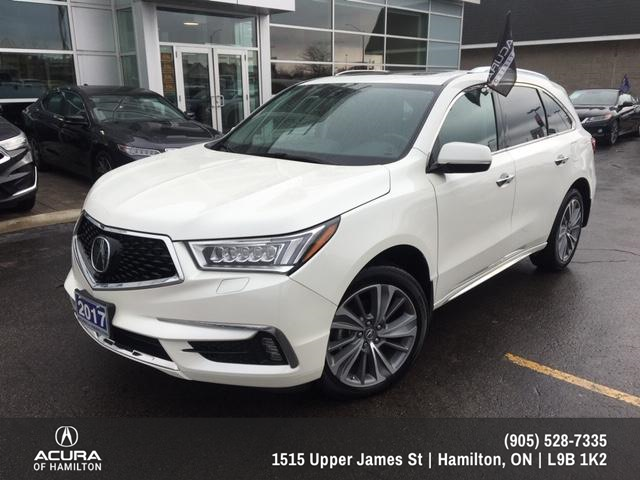 2017 Acura MDX Elite Package (Stk: 1712910) in Hamilton - Image 2 of 28