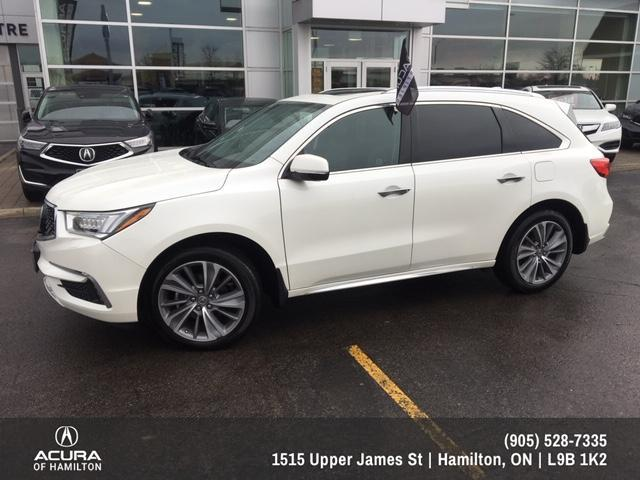 2017 Acura MDX Elite Package (Stk: 1712910) in Hamilton - Image 3 of 28