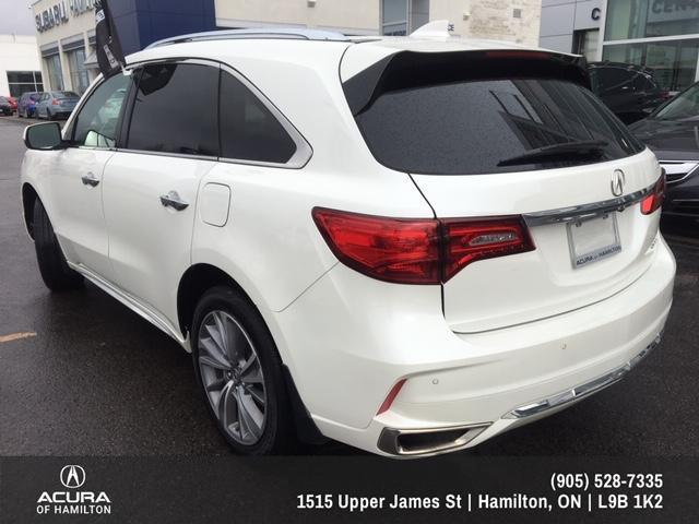 2017 Acura MDX Elite Package (Stk: 1712910) in Hamilton - Image 4 of 28