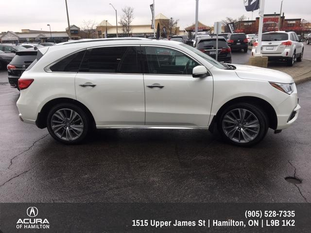 2017 Acura MDX Elite Package (Stk: 1712910) in Hamilton - Image 6 of 28