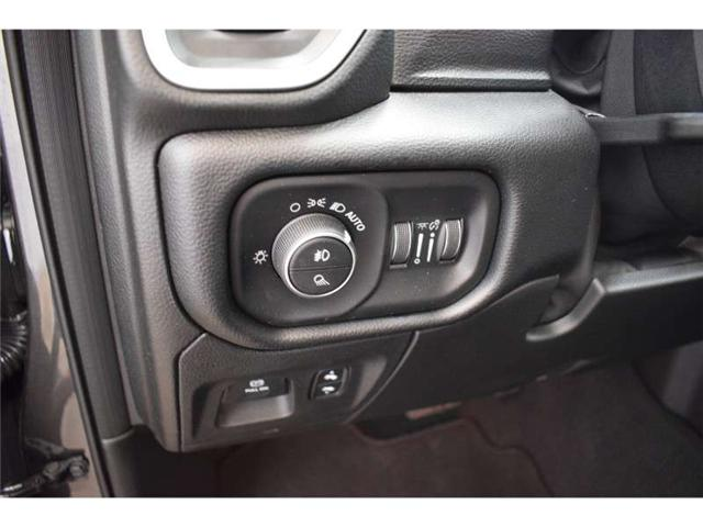 2019 RAM All New 1500 BIG HORN 4X4 CREW CAB - HTD SEATS * BACKUP CAM  (Stk: DP4079) in Kingston - Image 7 of 30